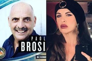 """Alba Parietti: """"Paolo Brosio ha l'ormone a mille, all'Isola si scatenerà nonostante la fede"""""""