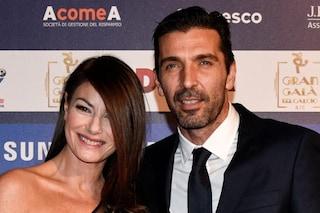 """Gigi Buffon: """"Ilaria D'Amico mi dà felicità, la sofferenza è stata ripagata da un rapporto intenso"""""""