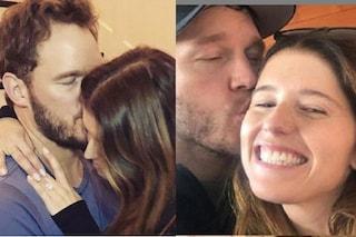Chris Pratt sposerà la figlia di Arnold Schwarzenegger (e nipote di Kennedy)