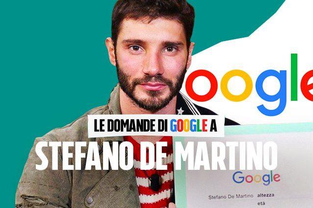 Stefano De Martino pubblica una