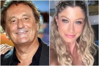 """Enzo Iacchetti su Maddalena Corvaglia: """"Amore folle, poi ho capito che ero diventato il suo papà"""""""