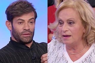 """Angela Di Iorio rifiuta Antonio perché non è vedovo poi attacca Gianni Sperti: """"Non hai famiglia"""""""