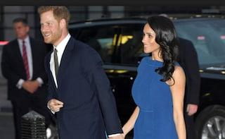 Meghan Markle partorirà a fine aprile, la duchessa avrebbe svelato il dettaglio in pubblico