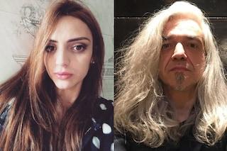 """Morgan mette all'asta i suoi capelli, Jessica Mazzoli: """"Devolvi il ricavato a tua figlia"""""""