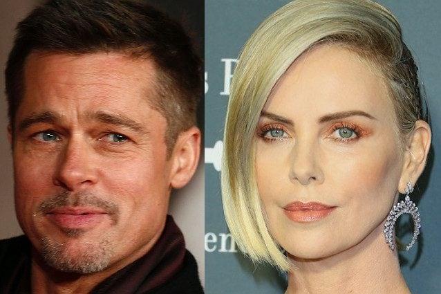 Brad Pitt e Charlize Theron, sboccia l'amore