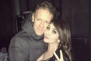 Cristina D'Avena e Rocco Siffredi, la strana coppia in una foto scattata la notte di Capodanno