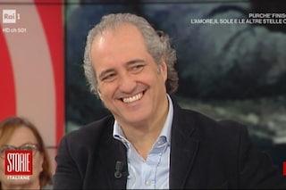 """Giovanni Terzi sull'amore con Simona Ventura: """"Rose già fiorite, oggi sono molto felice"""""""