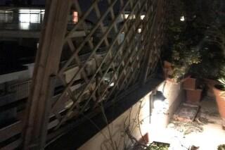 """Vento a Roma distrugga la terrazza della casa di Rita Dalla Chiesa: """"Si può vivere (e morire) così?"""""""