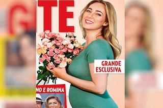 Cristel Carrisi è di nuovo incinta, il primogenito Kai nacque solo 9 mesi fa