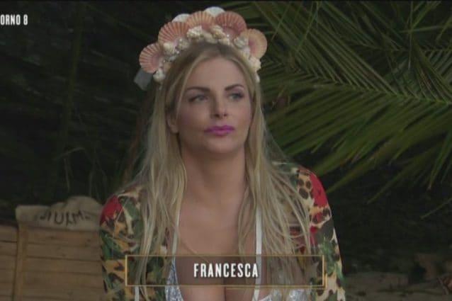 Francesca Cipriani si ritira L'Isola dei Famosi 2019, ecco perché…