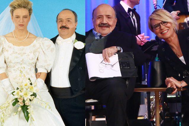 Maurizio costanzo verso i 25 anni di matrimonio con maria for Daniela costanzo