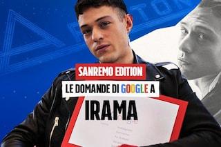 """Irama a Sanremo 2019: """"Qui dopo la bellissima esperienza di Amici"""""""