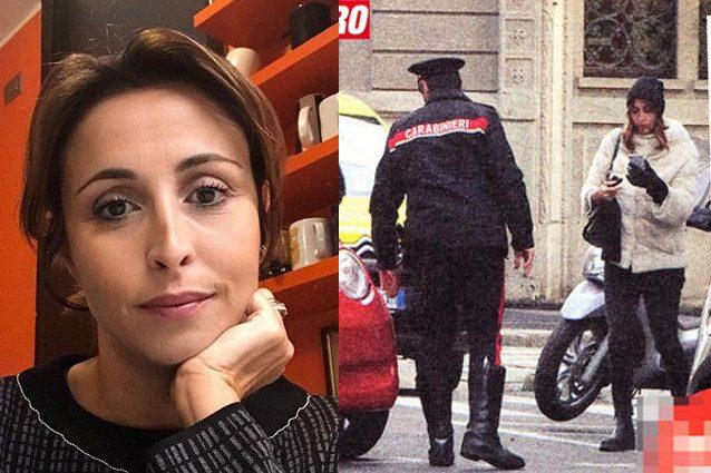 Benedetta Parodi, incidente per la figlia alla guida della minicar tanta paura ma niente di grave (Foto)