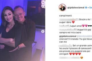 """Gigi D'Alessio furioso per un commento su Anna Tatangelo: """"S*****o, il mondo l'ha trovato con me"""""""