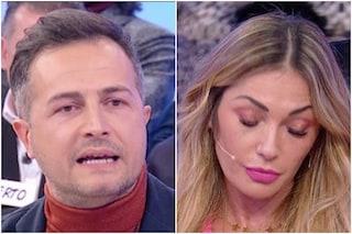 """Riccardo Guarnieri gela Ida Platano: """"Vuoi capire che mi sei completamente indifferente?"""""""