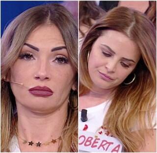 """Uomini e Donne, Roberta Di Padua chiede scusa a Ida Platano: """"Mi dispiace, sono stata insensibile"""""""