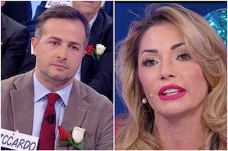 """Uomini e Donne, Ida Platano: """"Da oggi dico basta a Riccardo, per lui ho pianto davanti a mio figlio"""""""