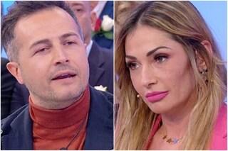 """Uomini e Donne, Riccardo accusa Ida: """"Avevi una strategia, ho mantenuto il segreto perchè ti amavo"""""""
