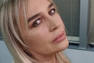 """Lory Del Santo e il dolore per la morte di Loren: """"Sono una moribonda che finge di star bene"""""""