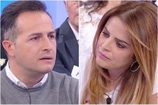 """Riccardo Guarnieri scarica Roberta Di Padua: """"Lui non vuole impegni, io provo dei sentimenti"""""""
