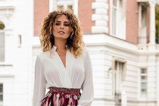"""Sara Affi Fella conferma il legame con il calciatore Francesco Fedato: """"È bello, lo tengo per me"""""""