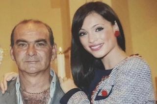 """Morto il padre di Lorella Boccia: """"Sono distrutta e arrabbiata, proprio quando ci eravamo ritrovati"""""""