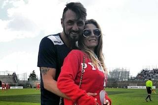 Ursula Bennardo è incinta, avrà un figlio dal compagno Sossio Aruta