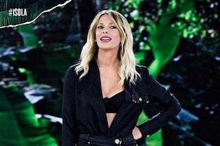 """Alessia Marcuzzi accusata di favorire Soleil Sorge: """"Faccio come mi pare, nessuno mi comanda"""""""