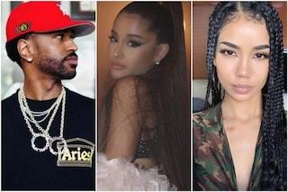 """Ariana Grande torna con Big Sean, l'ex fidanzata Jhene Aiko: """"Non piangere per me, sono già morta"""""""