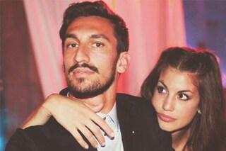 """Francesca Fioretti: """"Io e Davide Astori, a volte penso che innamorarsi di nuovo sia impossibile"""""""