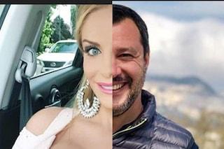 Francesca Cipriani e lo spogliarello per la Lega se prende il 40%: sono tempi strani, babe