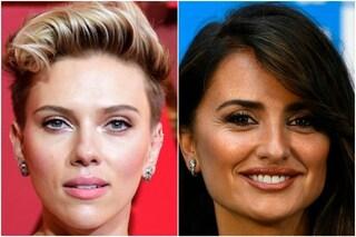 """La confessione bollente di Scarlett Johansson: """"Bacerei di nuovo Penelope Cruz"""""""