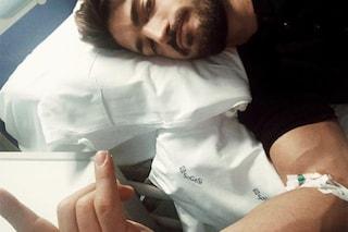 """Mariano Di Vaio finisce in ospedale: """"Come 5 anni fa quando ho rischiato il coma"""""""