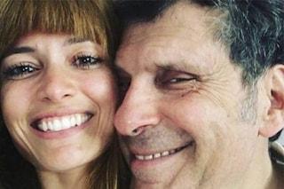 """Fabrizio Frizzi, la lettera inedita a Enzo Mirigliani: """"Senza te non avrei conosciuto il mio amore"""""""