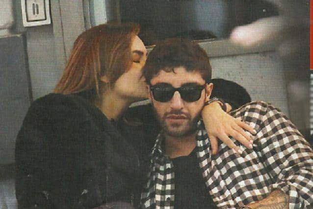 Andrea Iannone fidanzato con la modella Audrey Bouetté: