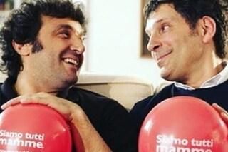 """Flavio Insinna ricorda Fabrizio Frizzi: """"Amare come hai saputo amare tu non è possibile"""""""