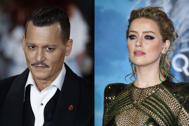 Johnny Depp fa causa all'ex moglie