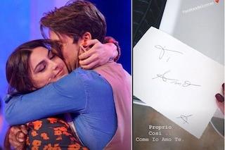 """Andrea Dal Corso e Teresa Langella fanno sul serio, arriva la dichiarazione: """"Ti amo"""""""