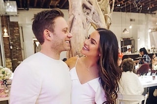 """Lea Michele ha sposato Zandy Reich: """"Felici di trascorrere insieme il resto delle nostre vite"""""""