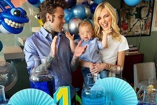 Leone compie un anno, la festa da sogno di Fedez e Chiara Ferragni per il primo compleanno