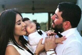 Diego Armando Maradona jr papà bis, la moglie Nunzia Pennino aspetta un altro figlio