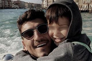 """Marco Fantini attaccato sui social: """"Fingi che il figlio di Beatrice Valli sia tuo, è tutta scena"""""""