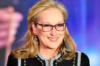 Meryl Streep è diventata nonna, primo nipotino a 70 anni