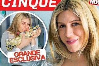 Paola Caruso presenta il figlio Michele, ecco le prime foto del bambino