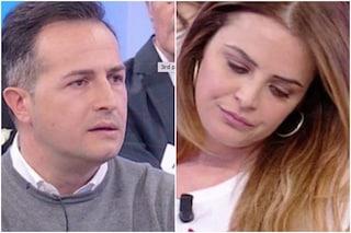 """Uomini e Donne, Riccardo Guarnieri perdona lo schiaffo di Roberta Di Padua: """"Non prendetela di mira"""""""