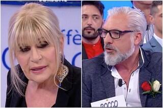 """Uomini e Donne, Gemma Galgani accusa Rocco: """"Ha una storia fuori, mi hanno inviato delle foto"""""""