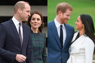 "William e Kate Middleton si ""separano"" da Harry e Meghan Markle"