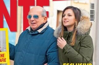 """Giancarlo Magalli lascia la 22enne Giada: """"All'ennesima videochiamata notturna ho detto basta"""""""