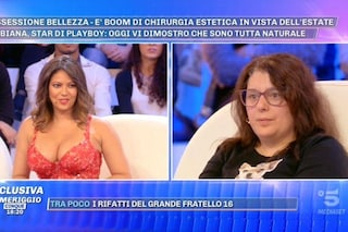 "Follettina Creation in tv: ""Ignoro gli haters, struccata perché mi mostro per come sono"""