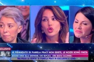 """Rosa Perrotta si dissocia dal matrimonio di Pamela Prati: """"Non sono complice, ho i miei dubbi"""""""